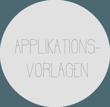 Applikationsvorlagen